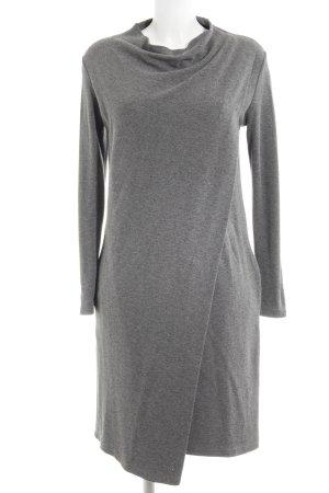 COS Shirtkleid grau meliert Casual-Look