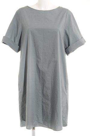 COS Shirtkleid graublau Casual-Look