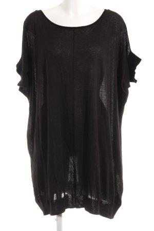 COS Shirt Dress black casual look