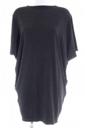 COS Robe t-shirt taupe style décontracté