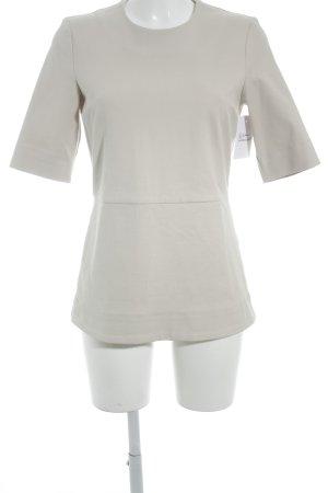 COS Shirttunika creme-neonorange Casual-Look