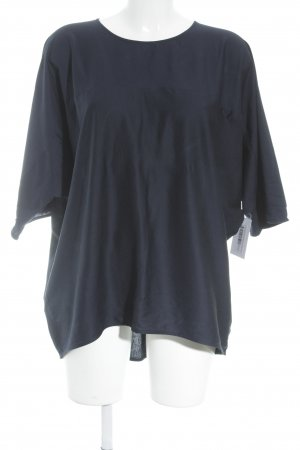 COS Shirttunika dunkelblau Casual-Look