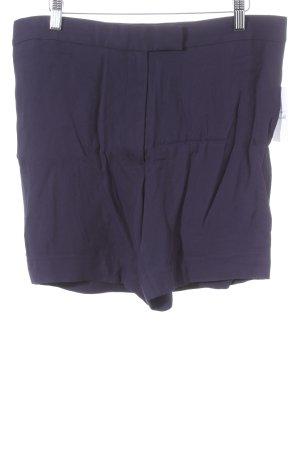 COS Shorts dunkelblau schlichter Stil