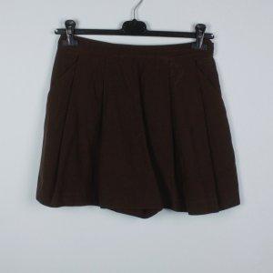 COS Skort brun tissu mixte