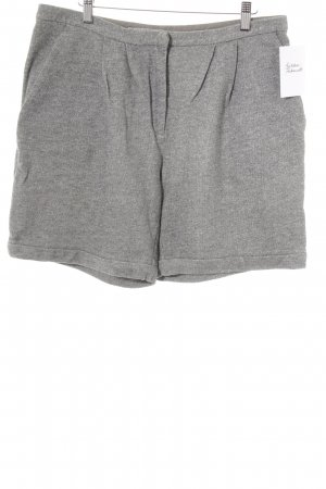 COS Shorts light grey-grey flecked athletic style