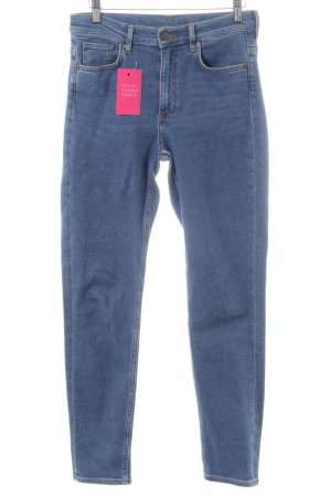 COS Skinny Jeans blue casual look