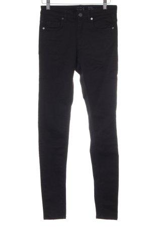 COS Skinny Jeans black casual look