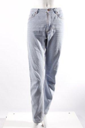 COS Slim Fit Jeans hellblau