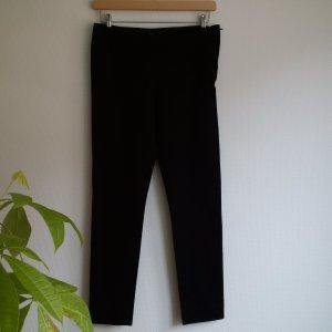 COS Pantalón de tubo negro Algodón