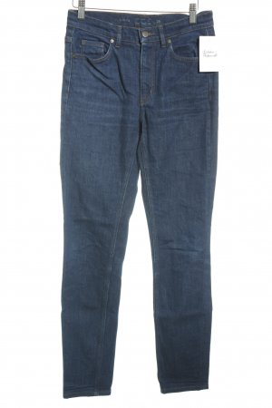 COS Slim Jeans dunkelblau Casual-Look