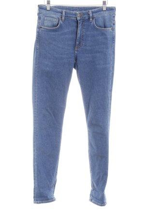 COS Slim Jeans kornblumenblau Casual-Look