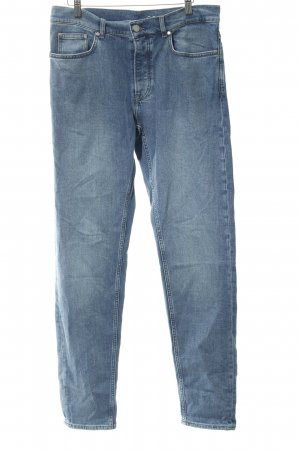 COS Slim Jeans cornflower blue casual look