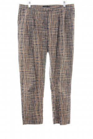 COS Jersey Pants abstract pattern casual look