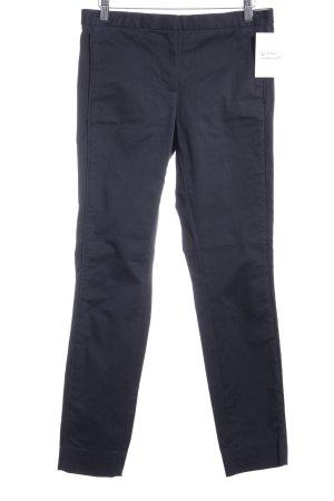 COS Stoffhose dunkelblau Casual-Look