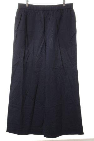 COS Stoffhose dunkelblau schlichter Stil