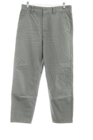 COS Stoffhose khaki schlichter Stil