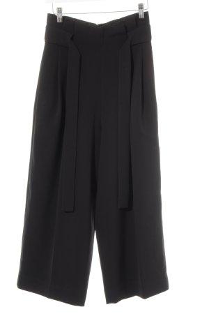 COS Stoffhose schwarz Elegant