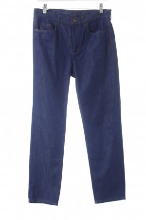 COS Straight-Leg Jeans blau Casual-Look
