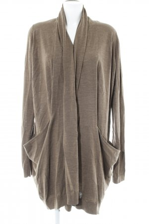 COS Strick Cardigan graubraun Casual-Look