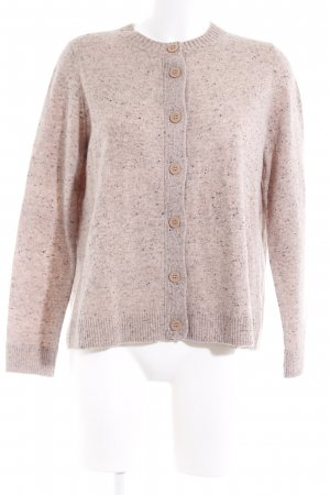 COS Strick Cardigan meliert Casual-Look