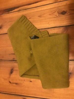 COS Gebreide sjaal veelkleurig Katoen
