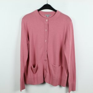 COS Cardigan neon pink cotton
