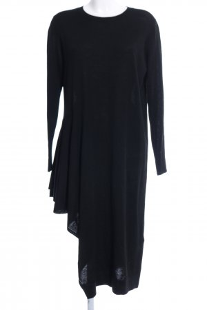 COS Knitted Dress black casual look