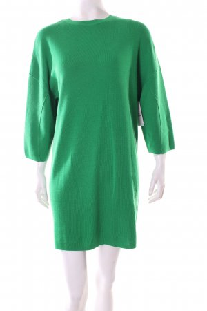 COS Knitted Dress green