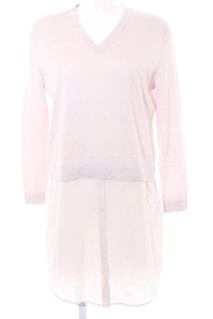 COS Abito di maglia beige chiaro-crema stile casual