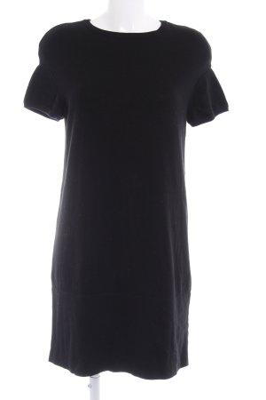 COS Abito di maglia nero stile casual