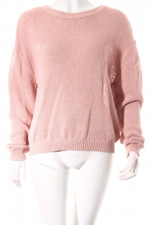 COS Strickpullover altrosa-pink Casual-Look