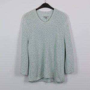 COS Strickpullover Gr. L mintgrün (18/10/146/K)