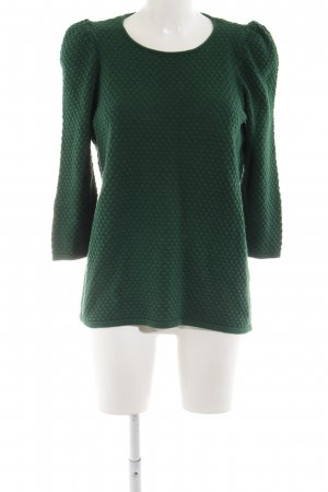 COS Knitted Sweater green casual look