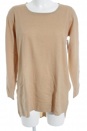 COS Knitted Sweater nude classic style