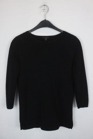COS Strickpullover Pullover Gr. XS schwarz (18/9/096)
