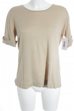 COS Strickshirt camel Casual-Look