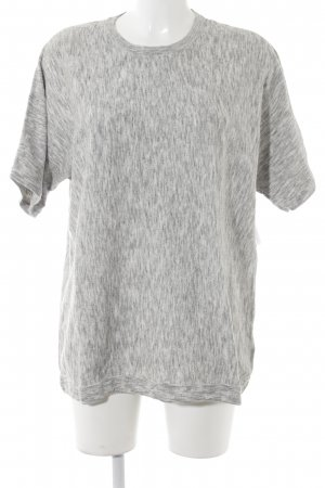 COS Knitted Jumper grey-light grey flecked casual look