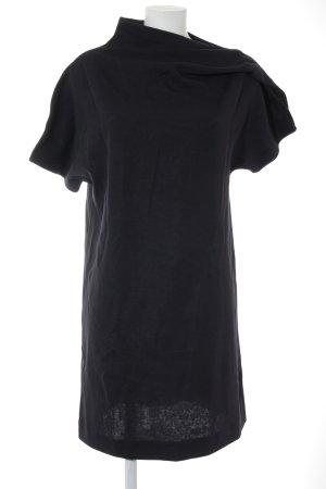 COS Sweat Dress dark blue casual look