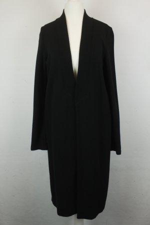 COS Sweat Jacket black cotton