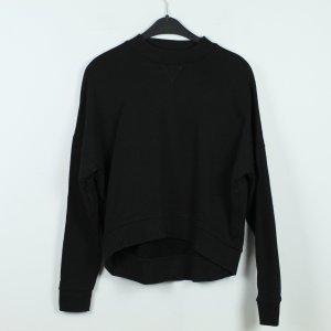 COS Sweatshirt Gr. S schwarz oversized (19/10/236)