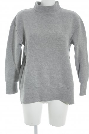 COS Sweatshirt grau Casual-Look