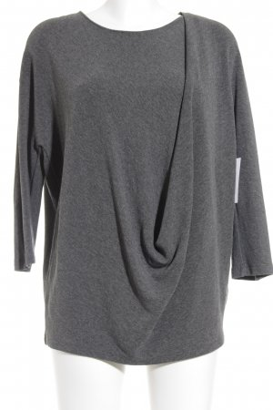 COS Sweatshirt grau Casual-Look