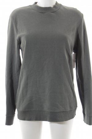 COS Sweat Shirt green grey casual look