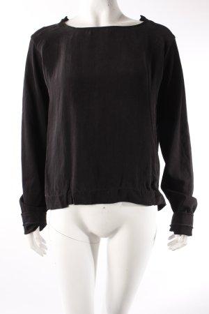 COS sweatshirt material mix