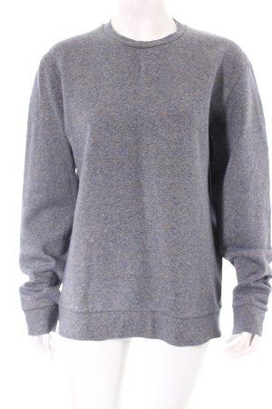 COS Sweatshirt meliert schlichter Stil