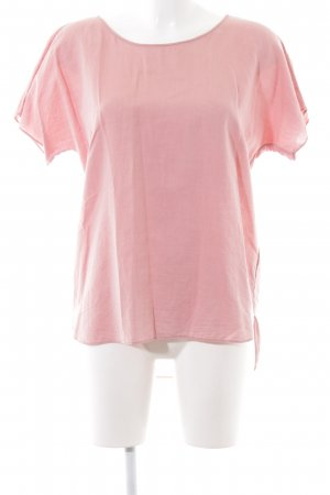 COS T-Shirt pink schlichter Stil
