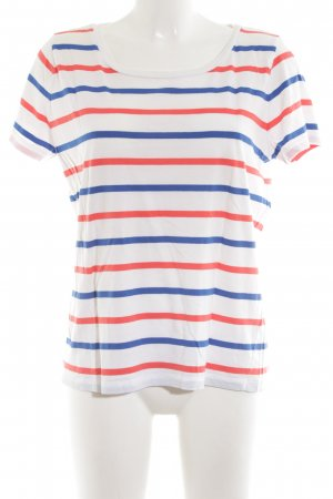 COS T-shirt motif rayé style mode des rues