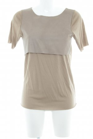 COS T-Shirt beige Casual-Look