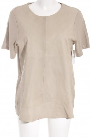 COS T-Shirt beige Street-Fashion-Look
