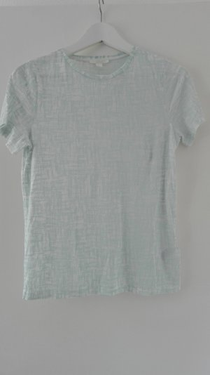 COS T-Shirt blau XS 34 Basic minimal clean chic neu